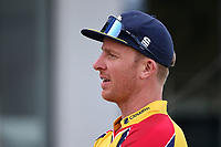 Essex skipper Simon Harmer during Essex Eagles vs Sussex Sharks, Vitality Blast T20 Cricket at The Cloudfm County Ground on 15th June 2021