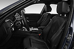 Front seat view of 2018 BMW 3-Series 328d-Sports-Wagon 5 Door Wagon Front Seat  car photos