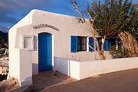 Spanien, Balearen, Ibiza, Museo Barrau in Santa Eularia des Riu