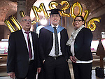 University of Liverpool. Business School Graduation Reception. 7th December 2016. The Crypt. Liverpool Metropolitan Cathedral.