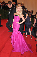 Julianne Hough at the 'Schiaparelli And Prada: Impossible Conversations' Costume Institute Gala at the Metropolitan Museum of Art on May 7, 2012 in New York City. ©mpi03/MediaPunch Inc.