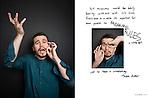 Jason Ritter photographed for ART & SOUL