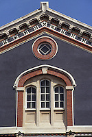 Europe/France/Champagne-Ardenne/51/Marne/Reims: Maison de Champagne Pommery - Détail des batiments