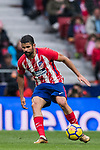 Diego Costa of Atletico de Madrid in action during the La Liga 2017-18 match between Atletico de Madrid and Getafe CF at Wanda Metropolitano on January 06 2018 in Madrid, Spain. Photo by Diego Gonzalez / Power Sport Images