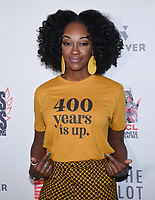 """26 August 2021 - Hollywood, California - Ash Nash. """"The Art of Protest"""" Los Angeles Premiere held at TCL Chinese Theatre. Photo Credit: Billy Bennight/AdMedia"""