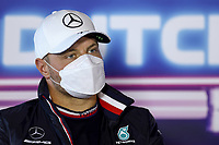 3rd September 2021: Circuit Zandvoort, Zandvoort, Netherlands;   F1 Grand Prix of the Netherlands 77 Valtteri Bottas FIN, Mercedes-AMG Petronas F1 Team