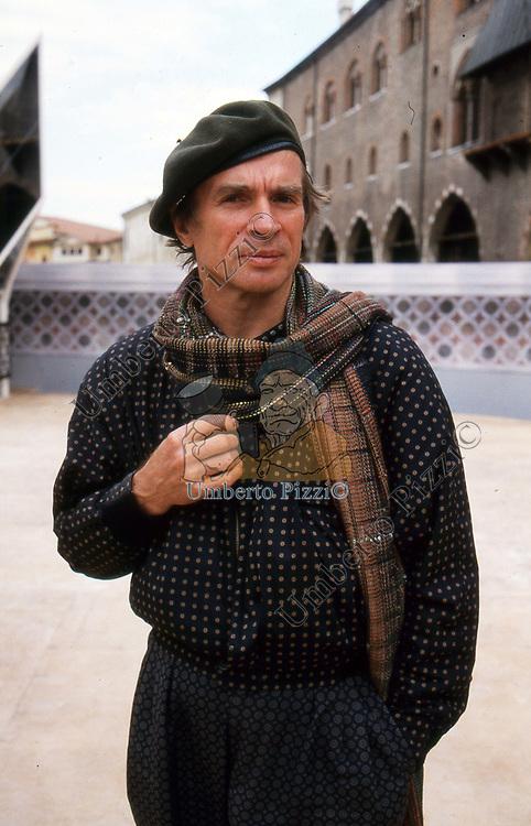 RUDOLF NUREYEV<br /> MANTOVA 1988
