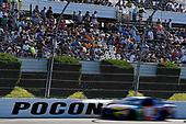 Monster Energy NASCAR Cup Series<br /> Overton's 400<br /> Pocono Raceway, Long Pond, PA USA<br /> Sunday 30 July 2017<br /> Kyle Busch, Joe Gibbs Racing, M&M's Caramel Toyota Camry wins<br /> World Copyright: Rusty Jarrett<br /> LAT Images