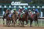 January 23, 2021: The Pippin Stakes at Oaklawn Racing Casino Resort in Hot Springs, Arkansas. ©Justin Manning/Eclipse Sportswire/CSM