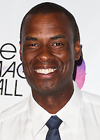 WEST HOLLYWOOD, CA, USA - AUGUST 06: Jarron Collins at The Imagine Ball Presented By John Terzian & Randall Kaplan Benefiting Imagine LA held at the House of Blues Sunset Strip on August 6, 2014 in West Hollywood, California, United States. (Photo by Celebrity Monitor)