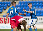 St Johnstone v Queen of the South….26.08.19      McDiarmid Park     Reserve League Cup<br />