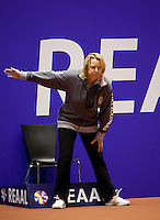 10-12-09, Rotterdam, Tennis, REAAL Tennis Masters 2009, Scheidsrechter