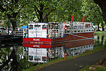 Canal Boat, The Grand Canal
