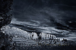 Steamboat Rock from Cibola Trail, near Sedona, Arizona