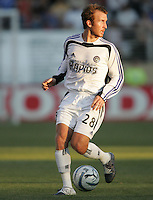 29 June 2005:  Leo Cullen of Rapids in action against Earthquakes at Spartan Stadium in San Jose, California.   Earthquakes defeated Rapids, 1-0.  Mandatory Credit: Michael Pimentel / ISI