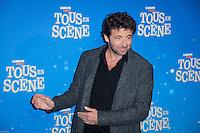 Patrick Bruel ‡ l'avant premiËre de TOUS EN SCENE au grand Rex ‡ Paris le 14 janvier 2017
