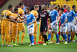 Motherwell v St Johnstone…13.08.16..  Fir Park  SPFL<br />