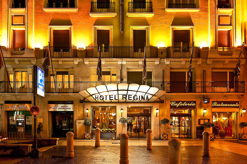Hotel Regina, Madrid, Spain