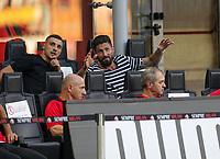 Milano 12-09-2021<br /> Stadio Giuseppe Meazza<br /> Campionato Serie A Tim 2021/22<br /> Milan - Lazio<br /> nella foto:    Oliver Giroud Attacante  Striker Ac Milan                      <br /> foto Antonio Saia -Kines Milano