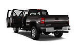 Car images close up view of a 2018 GMC Sierra 3500HD 2WD Crew Cab Standard Box SLT 4 Door Pick Up doors