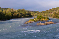 Tazlina River, southcentral, Alaska.