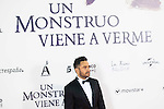 "The director of the film J.A. Bayona during the premiere of the spanish film ""Un Monstruo Viene a Verme"" of J.A. Bayona at Teatro Real in Madrid. September 26, 2016. (ALTERPHOTOS/Borja B.Hojas)"