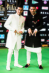 Meet Bros attends to the photocall of the IIFA Awards in Madrid. June 25. 2016. (ALTERPHOTOS/Borja B.Hojas)