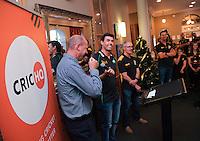 161205 Cricket - Wellington Season launch