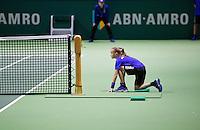 Februari 09, 2015, Netherlands, Rotterdam, Ahoy, ABN AMRO World Tennis Tournament,<br /> Photo: Tennisimages/Henk Koster