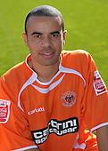 2008-10-08 Blackpool FC Photocall Heads