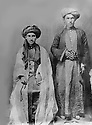 Iraq 1920?.Suleimania: right, Seyid Ibrahim Sheikh Said al Hafid, brother of Sheikh Mahmoud with a friend   .Irak 1920? .Souleimania: a droite, Seyid Said al Hafid, frere de Sheikh Mahmoud  avec un ami