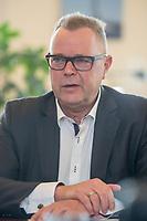 Michael Stuebgen (CDU), Innenminister im Bundesland Brandenburg.<br /> 5.10.2020, Berlin<br /> Copyright: Christian-Ditsch.de