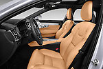 Front seat view of 2017 Volvo S90 Inscription 4 Door Sedan Front Seat  car photos