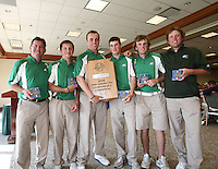 EMU Awards MAC Golf Championships 2008