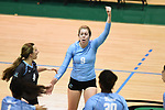 Tulane falls to Memphis, 3-2, in volleyball action.