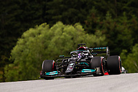 July 2nd 2021; F1 Grand Prix of Austria, free practise sessions;  44 HAMILTON Lewis (gbr), Mercedes AMG F1 GP W12 E Performance
