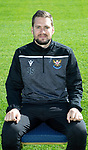 St Johnstone FC…Season 2019-20<br />Jamie Sutton, physiotherapist<br />Picture by Graeme Hart.<br />Copyright Perthshire Picture Agency<br />Tel: 01738 623350  Mobile: 07990 594431