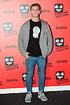 "Patrick Criado attends the presentation of the brand ""Comando Jaza"" in Madrid, December 14, 2015<br /> (ALTERPHOTOS/BorjaB.Hojas)"