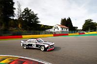 HISTORIC TOURING CAR CHALLENGE - #93 ALEXANDER SIMON (GB) BMW CSL 3.0 1973