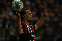Timothy Chandler (Eintracht Frankfurt) - 18.12.2019: Eintracht Frankfurt vs. 1. FC Koeln, Commerzbank Arena, 16. Spieltag<br /> DISCLAIMER: DFL regulations prohibit any use of photographs as image sequences and/or quasi-video.
