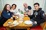 Maeve, Sinead, Declan and Brendan Dwyer enjoying the evening in Bella Bia on Friday.