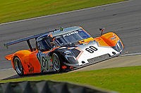 17-19  July, 2009, Birmingham, Alabama USA.#60 Michael Shank Racing Ford/Riley of Oswaldo Negri & Mark Patterson.©2009 F.Peirce Williams, USA.