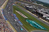 NASCAR Xfinity Series<br /> Hisense 4K TV 300<br /> Charlotte Motor Speedway, Concord, NC USA<br /> Saturday 27 May 2017<br /> Denny Hamlin, Hisense Toyota Camry<br /> World Copyright: Nigel Kinrade<br /> LAT Images<br /> ref: Digital Image 17CLT2nk06085
