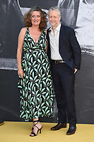 "Gina Carter and Robin Gutch<br /> arriving for the premiere of ""Yardie"" at the BFI South Bank, London<br /> <br /> ©Ash Knotek  D3422  21/08/2018"