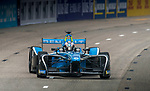 Nicolas Prost of France from Renault e.dams on track at the Formula E Non-Qualifying Practice 3 during the FIA Formula E Hong Kong E-Prix Round 2 at the Central Harbourfront Circuit on 03 December 2017 in Hong Kong, Hong Kong. Photo by Marcio Rodrigo Machado / Power Sport Images