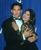 Dean Cain, Teri Hatcher, 1993, Photo By Michael Ferguson/PHOTOlink