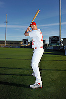 Mar 01, 2010; Jupiter, FL, USA; St. Louis Cardinals outfielder Ryan Ludwick (47) during  photoday at Roger Dean Stadium. Mandatory Credit: Tomasso De Rosa/ Four Seam Images