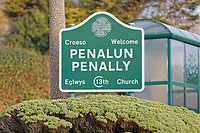2021 01 07 Penally, west Wales, UK.