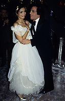 Jagger Rubell6260.JPG<br /> New York, NY 1977 FILE PHOTO<br /> Bianca Jagger & Steve Rubell<br /> Digital photo by Adam Scull-PHOTOlink.net<br /> ONE TIME REPRODUCTION RIGHTS ONLY<br /> NO WEBSITE USE WITHOUT AGREEMENT<br /> 718-487-4334-OFFICE  718-374-3733-FAX