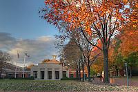 The UVa School of Law at the University of Virginia in Charlottesville, VA. Photo/Andrew Shurtleff